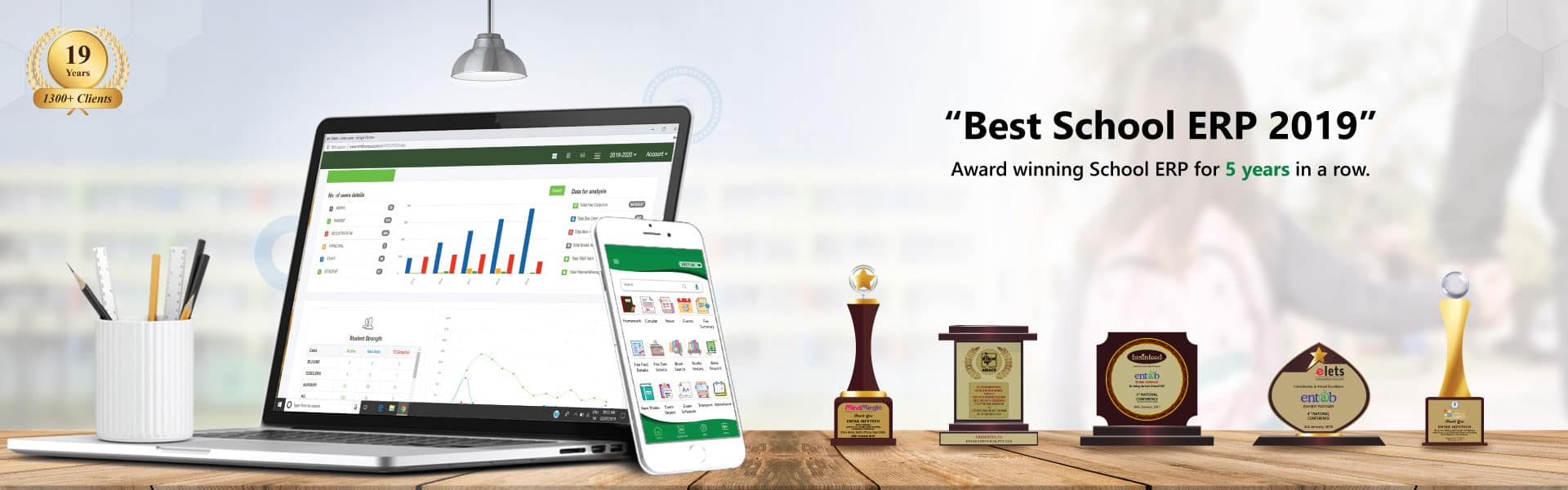 Entab – School Management Software
